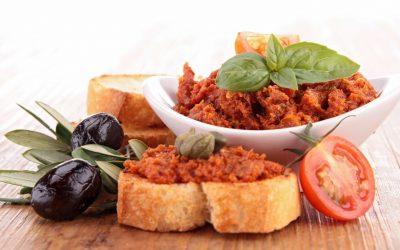 Tapenade de Tomates et Olives