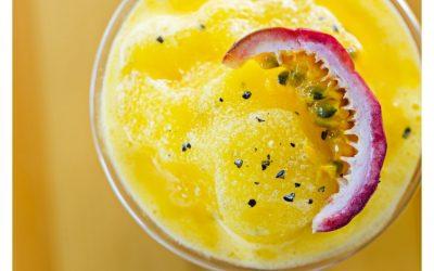 Smoothie Ananas et Fruits de la passion